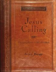 Jesus Today by  Sarah Young Hope Brand New Deluxe Soft Leather Bound Edition