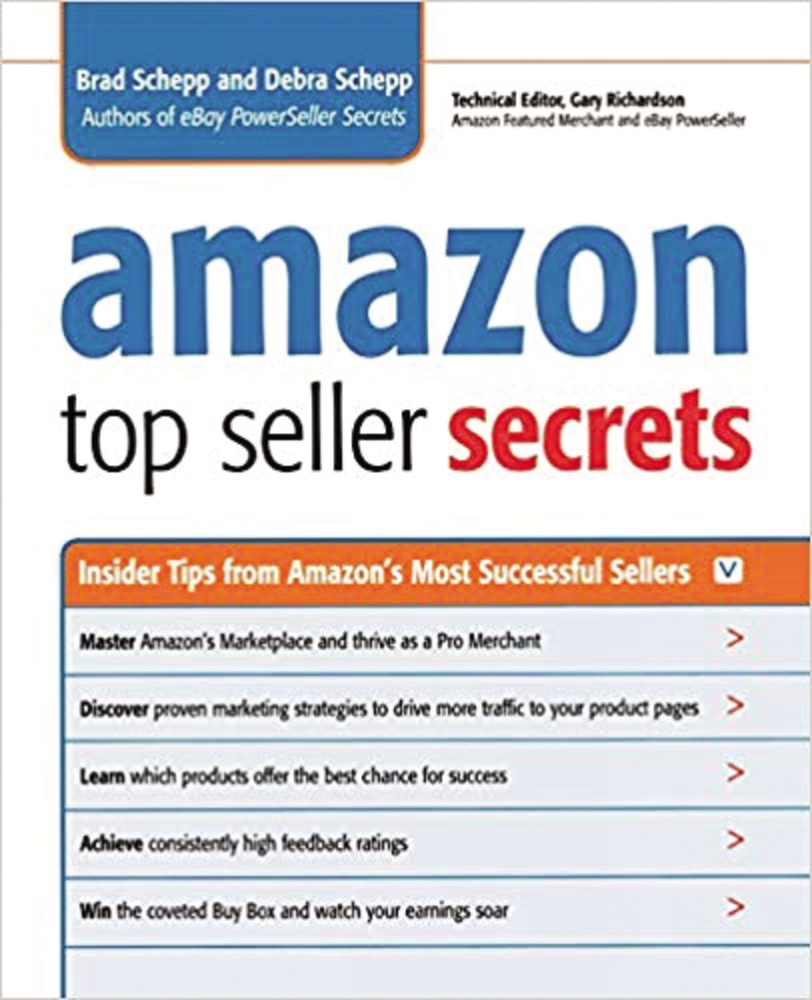 Amazon Top Seller Secrets Insider Tips From Amazon S Most Successful Sellers