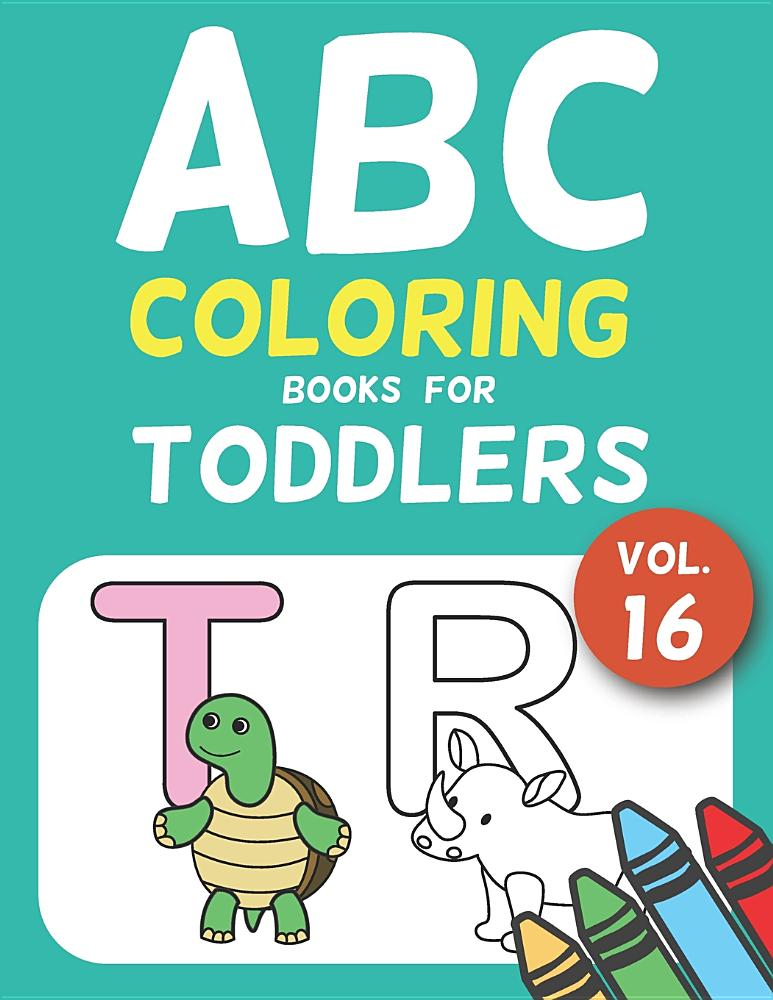 Abc Coloring Books For Toddlers Book7 A To Z Coloring Sheets Jumbo Alphabet Coloring Pages For Preschoolers Abc Coloring Sheets For Kids Ages 2 4